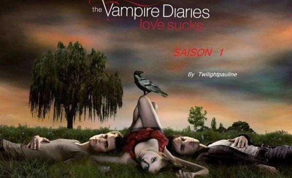 Vampire Diaries à la Télé