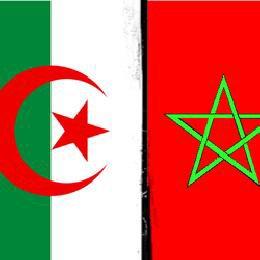 ALGERIE  -  MAROC