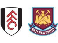 Fulham 1 - 3 West Ham