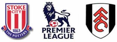 Fulham 2 - 0  Stoke City