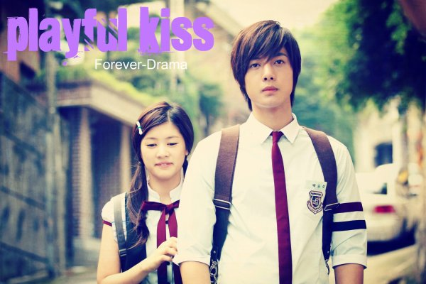 K-drama Playful Kiss ♥