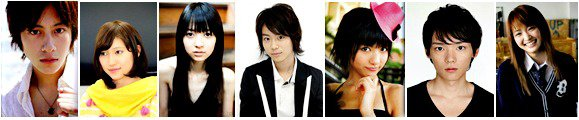 J-film High school debut ♥