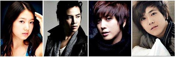 k-drama You're Beautiful ♥