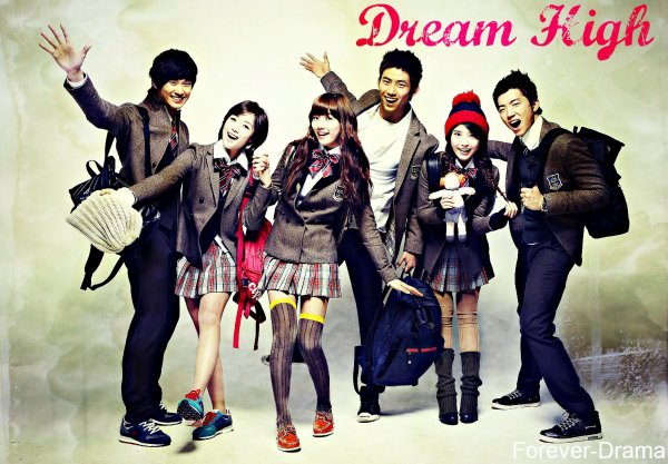 K-Drama Dream high ♥