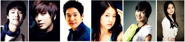 K-drama Heartstrings ♥