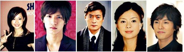 J-drama Ichi Rittoru no Namida ♥