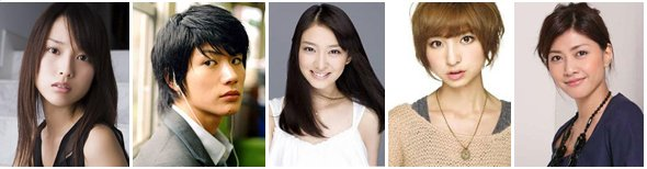 J-drama Taisetsu na koto wa subete kimi ga oshiete kureta ♥