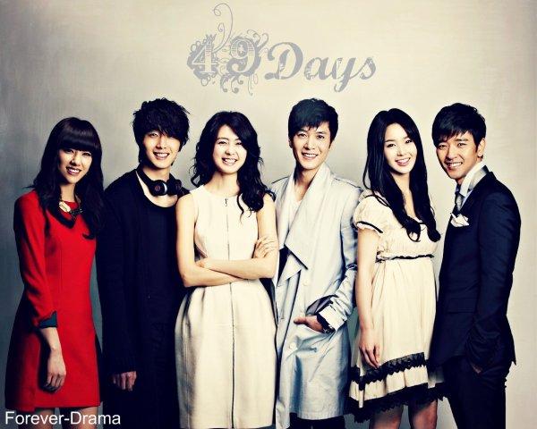 K-drama 49 Days ♥