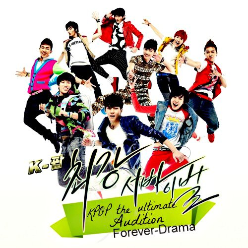 K-drama KPOP The Ultimate Audition ♥