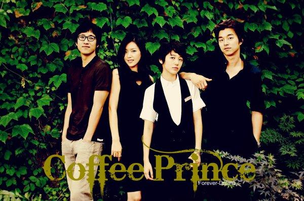 K-Drama Coffee prince ♥