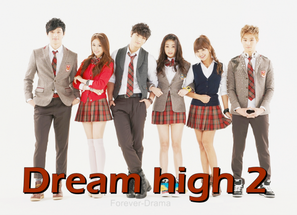 K-drama Dream high 2 ♥
