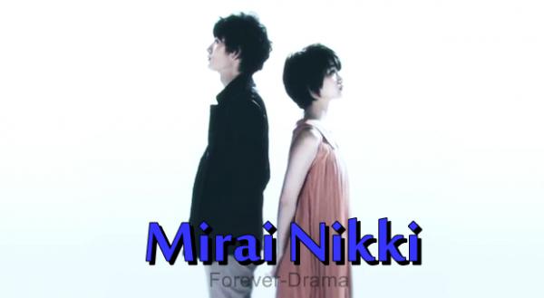J-drama Mirai Nikki ♥