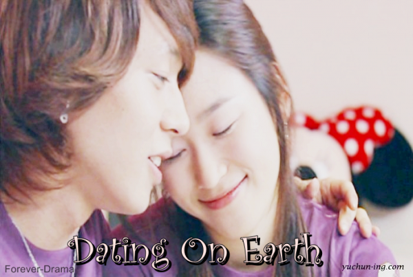 K-film Dating on earth ♥