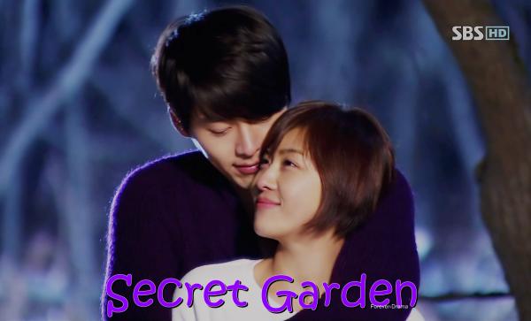 K-drama Secret Garden ♥