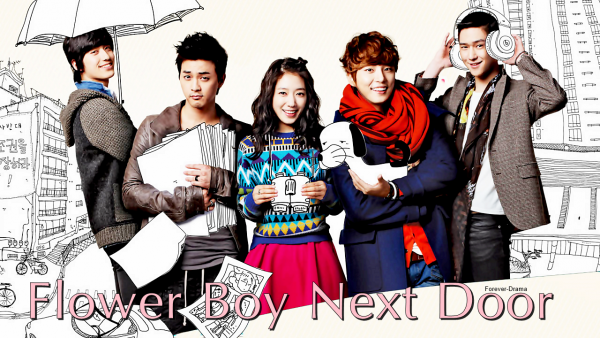 K-drama Flower Boy Next Door ♥