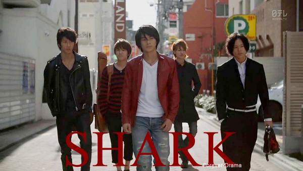 J-drama SHARK ♥