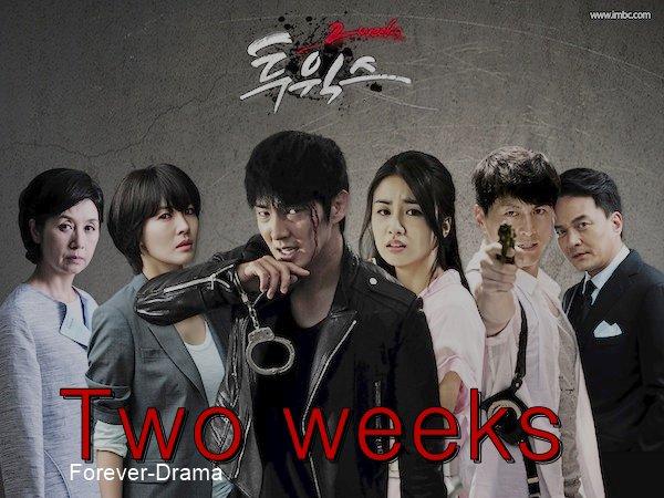 Two weeks k-drama ♥