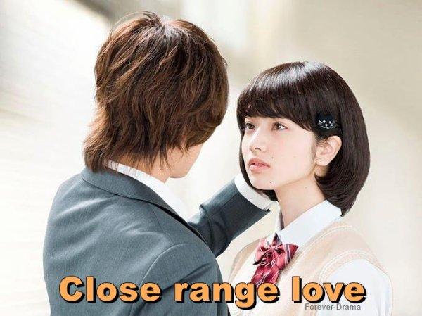 J-film Close range love ♥