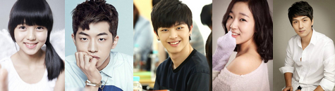 K-drama Who are you : school 2015 ♥