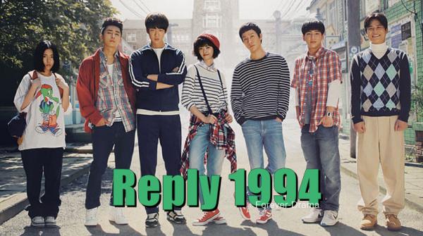 K-drama Reply 1994 ♥