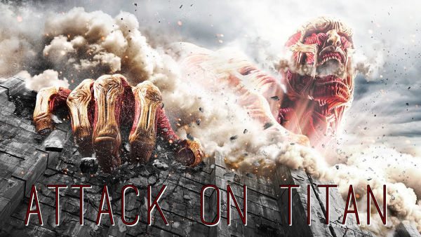 J-film Attack on Titan ♥