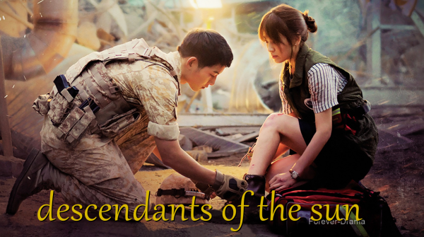 K-drama descendants of the sun ♥