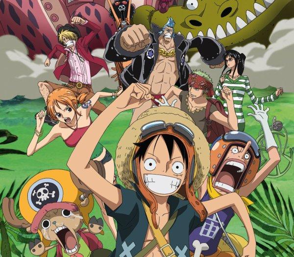 One Piece / Film 10 ~~Mr Children~~ (2013)