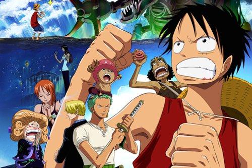 One Piece / Film 7 ~~Sayaendou~~ (2013)