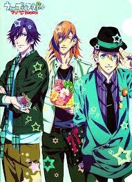 Les trois Canons !! :) <3