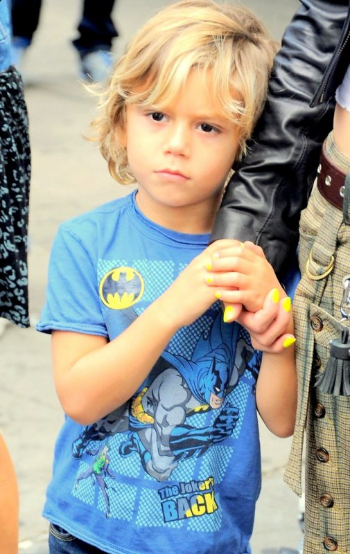 10.09.10 Kingston Rossdale, 4 ans