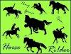 Les-Horse-Rider