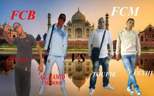 FCB Vs FCM