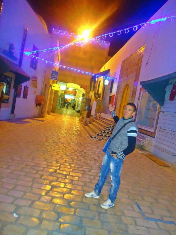 Moi ( Tunisie )