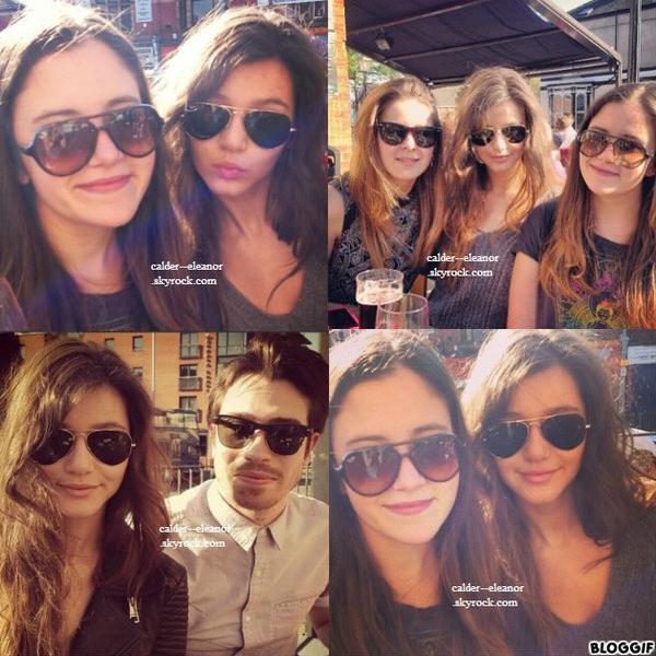 ▪ Découvrez les dernières photos d'Eleanor, postées sur son instagram personnel.