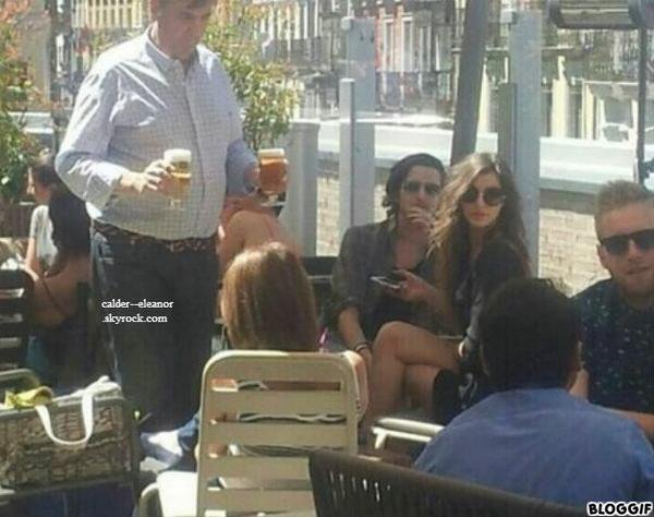 le 25 mai 2013 - Eleanor et max a Madrid