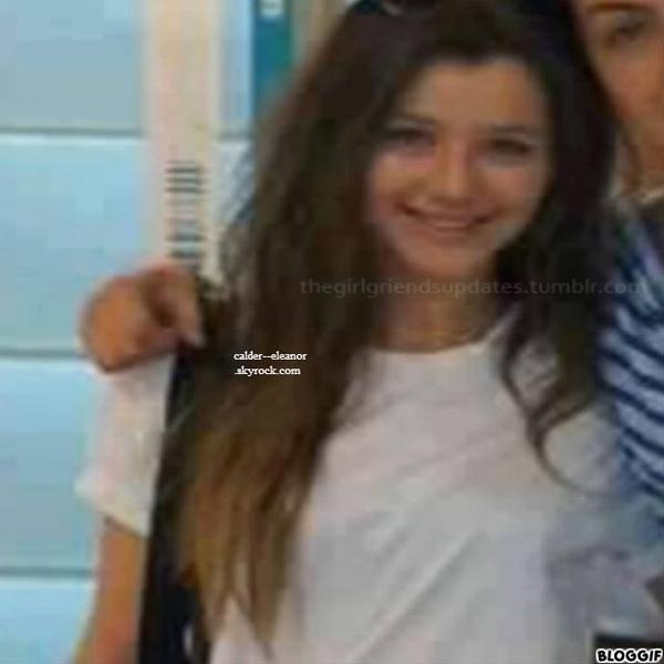 ??/??/13 - Voici une nouvelle photo d'Eleanor , la belle Calder est vivante !