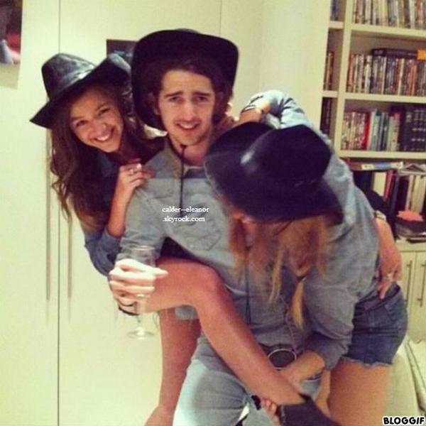 le 29 juin 2013 - Eleanor et ses amis
