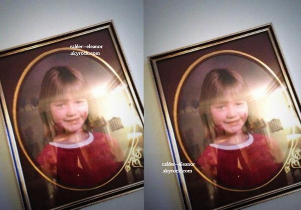 voici le Portrait de Eleanor plus jeune