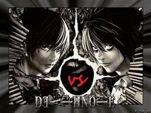 Dans death note, vous préfère L ou Kira ?