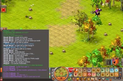 Début multicompte et guildes