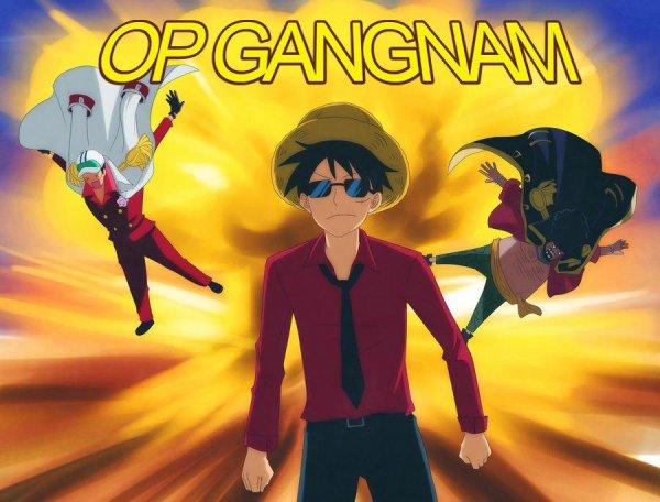 One Piece ~Oppa Gangnam Style~
