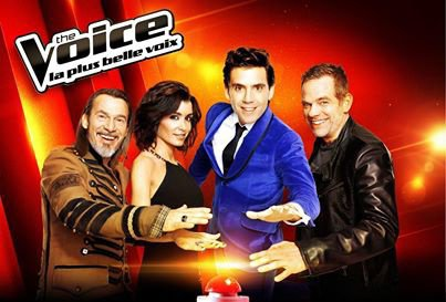 the voice !!