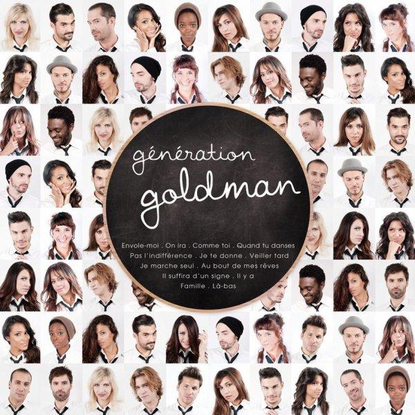 Shy'm dans Génération Goldman ;)