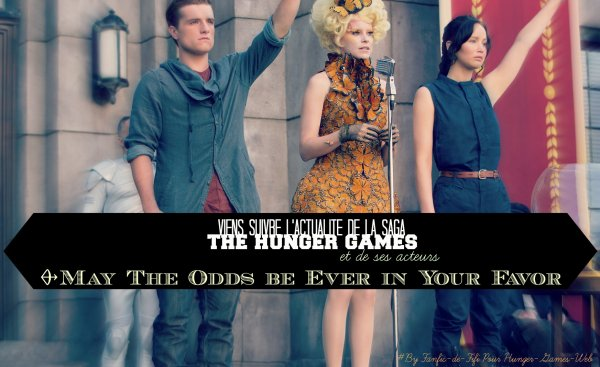 ♐ The Hunger Games