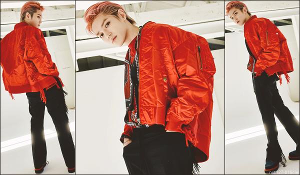 """.02/04/21. Série d'interview exclusive pour """"Men's Non-No"""" nommée """"NCT 127 on the street"""" : Taeyong"""