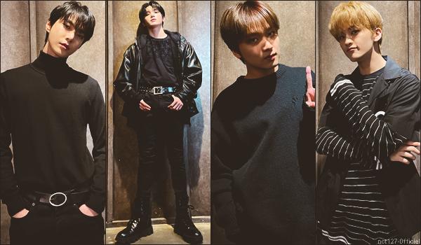 """.08/04/21. La chaîne YouTube """"NCT 127"""" a postée une nouvelle vidéo Les membres du groupe ont défilé pour """"The Next NEO Model"""""""