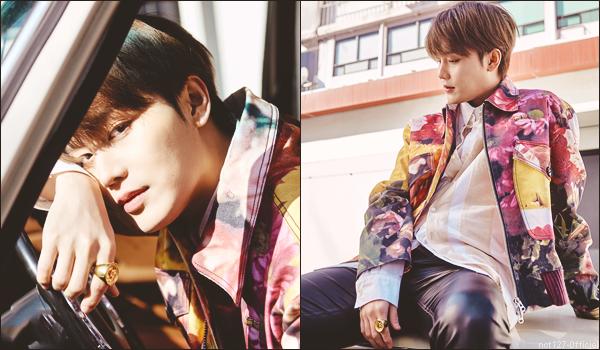 """.21/05/21. Série d'interview exclusive pour """"Men's Non-No"""" nommée """"NCT 127 on the street"""" : Taeil"""