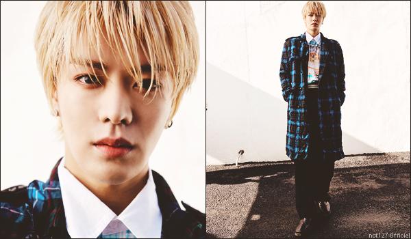 """.28/05/21. Série d'interview exclusive pour """"Men's Non-No"""" nommée """"NCT 127 on the street"""" : Yuta"""