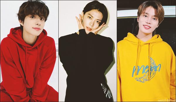""".21/07/21. NCT 127 a refait une collaboration avec """"Slowacid x Teddy Island"""", pour une nouvelle collection de vêtements"""