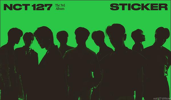 """.23/08/21. NCT 127 a démarré la promotion de leur prochain album nommé """"Sticker"""", qui sortira le 17 septembre 2021"""